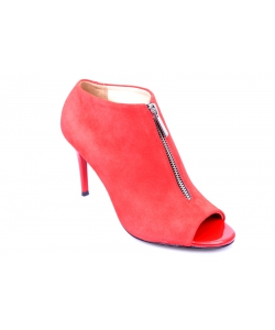 Členkové sandálky red SALA
