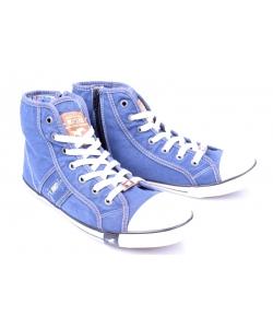 Tenisky blue MUSTANG