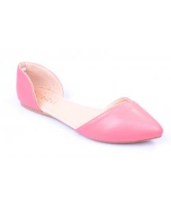 Balerínky pink NIKI