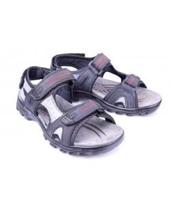 Sandále black VEMONT