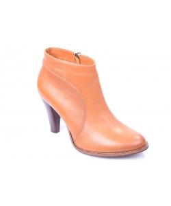 Členkové topánky brown ZUREK