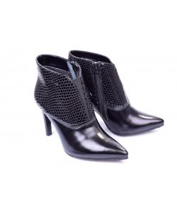 Členkové topánky black eSKa
