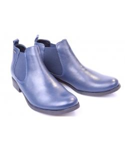 Členkové topánky blue EXQUISITE