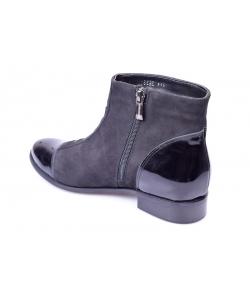 Členkové topánky black REGINA