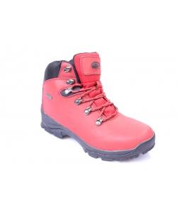 Členkové topánky bordové ATLETICO