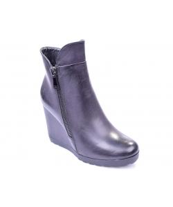 Členkové topánky black EVENTO