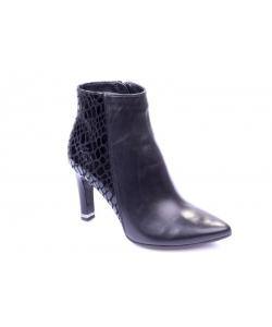 Členkové topánky black ZUREK