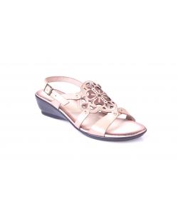 Sandálky krémové LANQIER