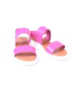 Sandálky ružové LANQIER