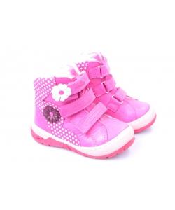 Detské čižmičky ružové RenBut