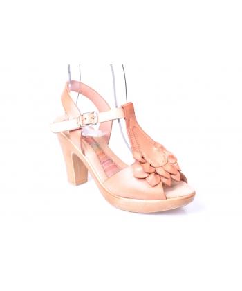 Sandálky béžové LANQIER