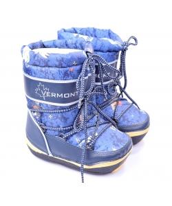 Detské snehule modré Vermont