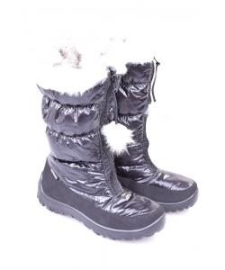Dámske snehule čierne McArthur