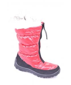 Dámske snehule červené McArthur