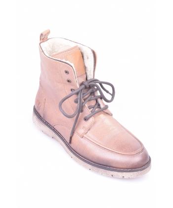 9c5a450e3f5a9 Pánske topánky hnedé BRUNO BANANI