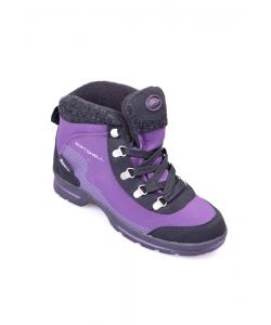 Dámske topánky čierno-fialové AMERICAN