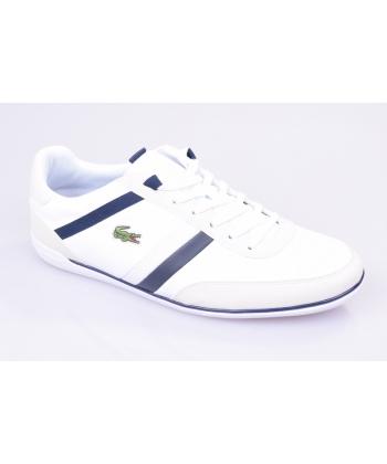 Pánske tenisky bielo- béžové LACOSTE 6e44c149a5
