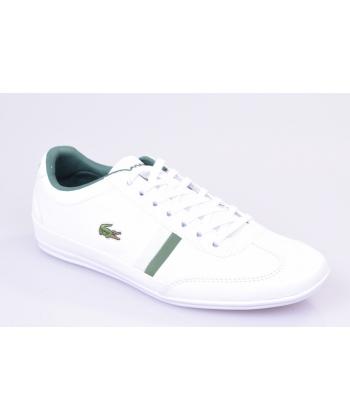 Pánske tenisky bielo- zelené LACOSTE 757bf8566b8