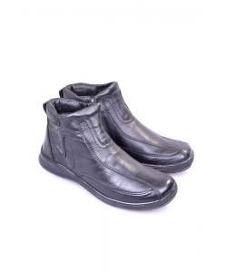 Pánske čižmy čierne IGUANA