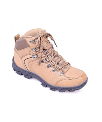 f375207069790 Pánske hnedé trekingové topánky MC-ARTHUR
