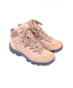 Pánske hnedé trekingové topánky MC-ARTHUR