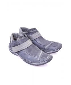 Pánske sivé čižmy IGUANA