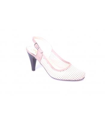 Sandálky svetlo béžové REGINA