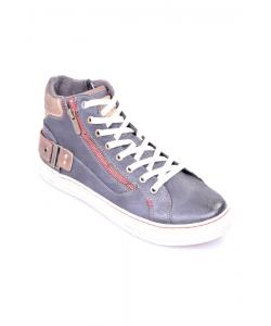 Pánske topánky tmavomodré MUSTANG