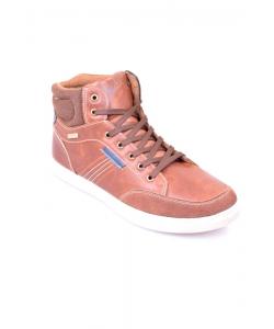 Pánske topánky hnedé WISHOT