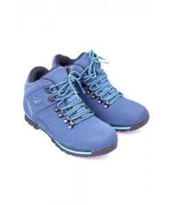 Mládežnícke trekingové topánky modré McARTHUR