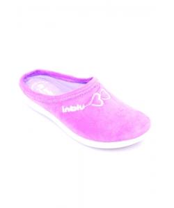 Dámske fialové papuče INBLU