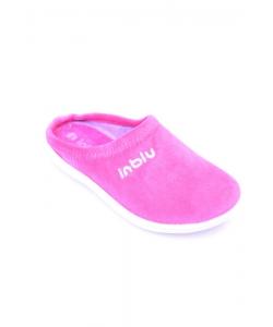 Dievčenské papuče ružové INBLU
