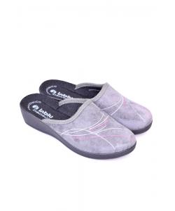 Detské papuče sivé INBLU