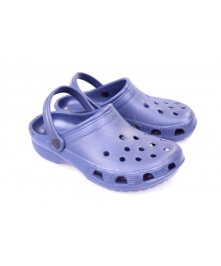 Tmavomodré sandále AXIM