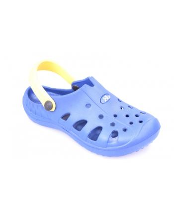 6eae031fdecb Tmavomodré sandále AXIM