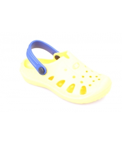 Žlté sandále AXIM