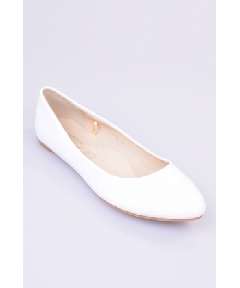 Biele balerínky la vita 00915215989