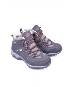 Čierne trekingové topánky VEMONT