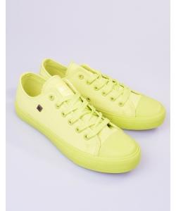 Dámske tenisky zelené BIG STAR Dámske tenisky zelené BIG STAR 94224c9659e