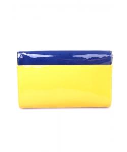Kabelka žlto-modrá monnari