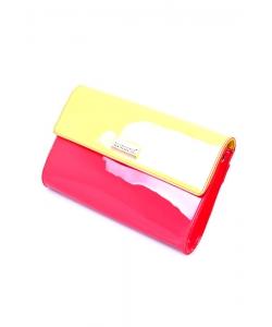 Kabelka ružovo-žltá monnari