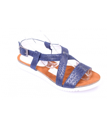 cf1b1c37b712 Sandále modré IMUNZI