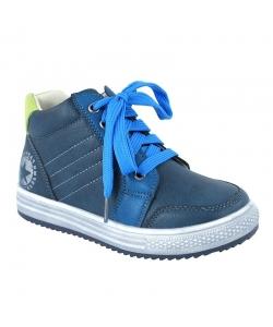 Chlapčenské modré topánky