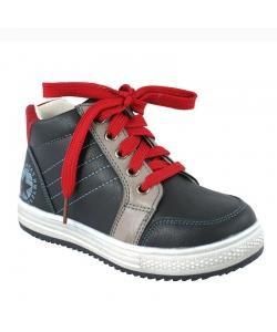 Chlapčenské čierne topánky