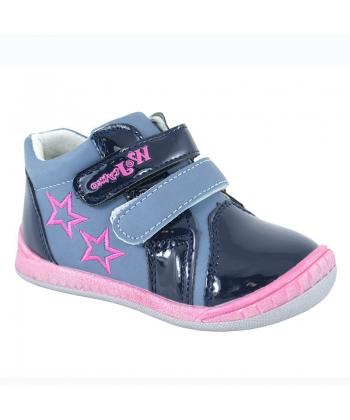 3ed7a1e100bc Dievčenské prechodné topánky