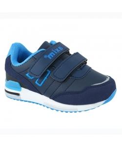 Detské modré botasky AXIM
