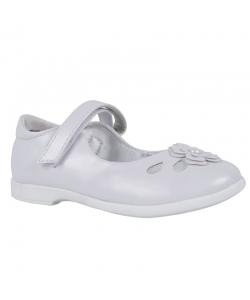 Topánky biele WOJTYLKO
