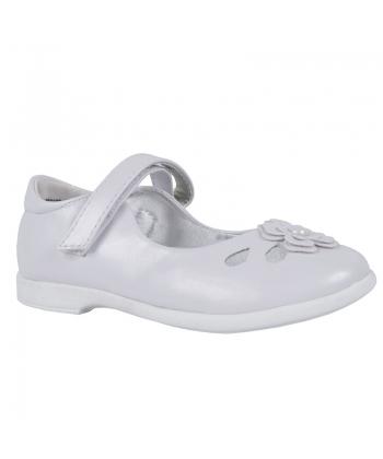 84e2a6f6b5 Topánky biele WOJTYLKO