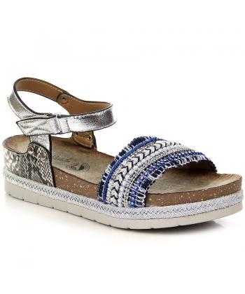 fca4fcb4db55 Sandále BLUE WISHOT